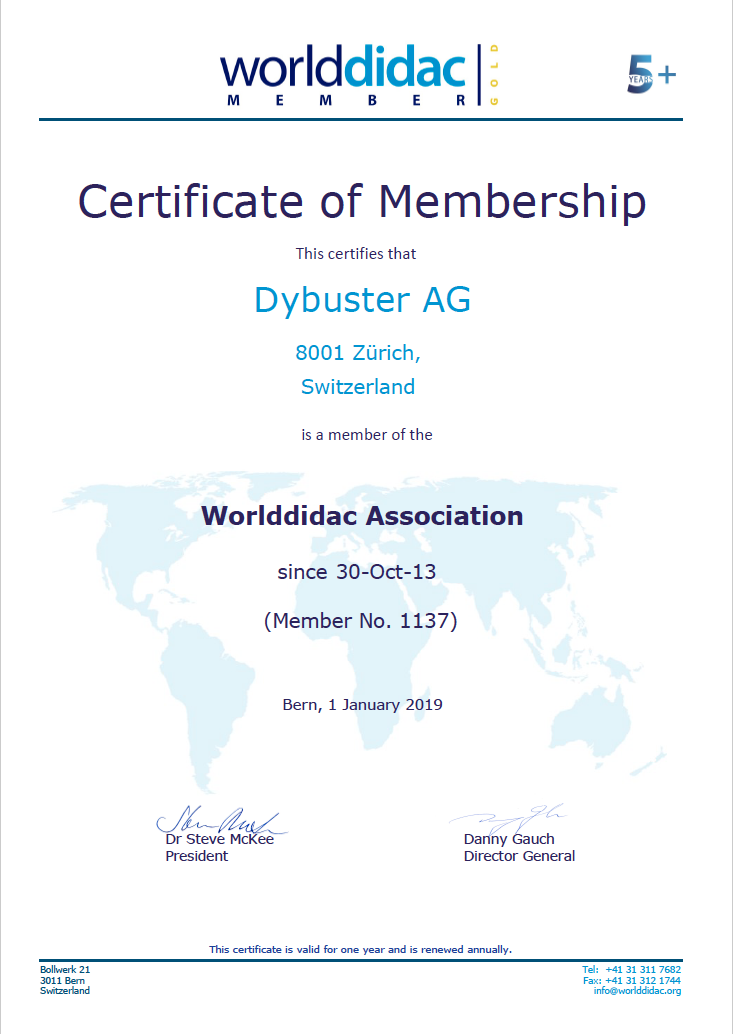 CertificateMembership2019_Worlddidac